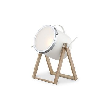 Jayne Desk Lamp WHITE