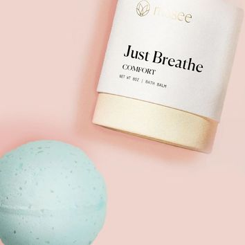 Just Breathe Eucalyptus Bath Balm by Musee