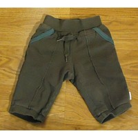 Mexx Sweatpants Boys 3-6M Infant Cotton Gray -- Used