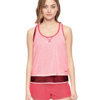 Reversible Tank With Mesh by Juicy Couture,