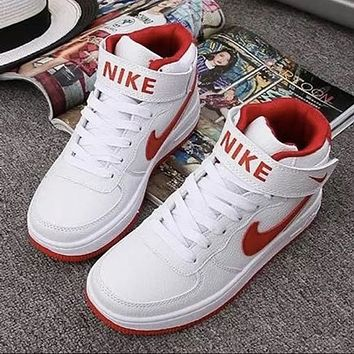 Nike Woman Fashion Ankle Boots Running Sneakers Sport Shoes-1