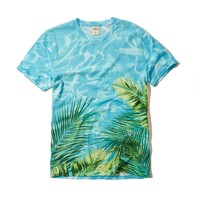 Water and Palm Tee