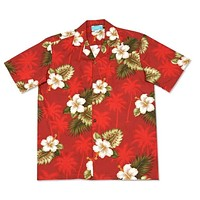 lava hawaiian cotton shirt