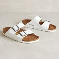 Birkenstock Arizona Sandals White