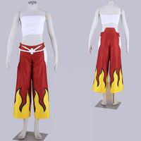Fairy Tail Erza Scarlet V1 Cosplay Costume Halloween Christmas Gift