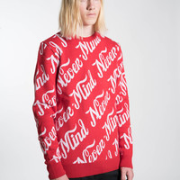 Etudes Red Mike Nevermind Knit Sweater on Garmentory