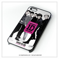 One Direction Truly Madly Deeply iPhone 4 4S 5 5S 5C 6 6 Plus , iPod 4 5 , Samsung Galaxy S3 S4 S5 Note 3 Note 4 , HTC One X M7 M8 Case