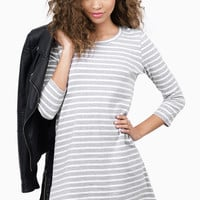 Partner In Crime Striped Dress