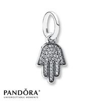 Pandora Dangle Charm Symbol of Protection Sterling Silver