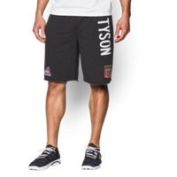 Under Armour Men's Roots Of Fight Mike Tyson Fleece Shorts