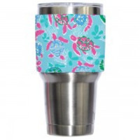 Simply Southern Insulated Tumbler holder- Turtle