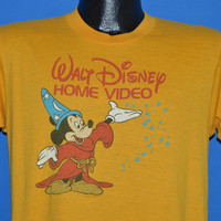 80s Mickey Mouse Walt Disney Home Video t-shirt Medium