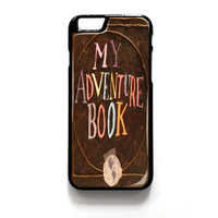 My Adventure Book Up iPhone 4 4S 5 5S 5C 6 6 Plus , iPod 4 5  , Samsung Galaxy S3 S4 S5 Note 3 Note 4 , and HTC One X M7 M8 Case