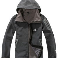 The North Face latest style male soft shell Jacket