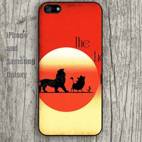Lion solar cow iphone 6 6 plus iPhone 5 5S 5C case Samsung S3,S4,S5 case Ipod Silicone plastic Phone cover Waterproof