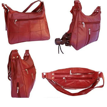 Women's Lambskin Leather Handbag