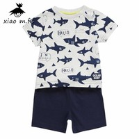 Summer Sport Suits Kids Clothing