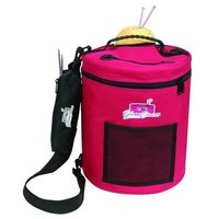 ArtBin Yarn Drum 12-inches round by 12-3/4-inches high, Pink   AihaZone Store