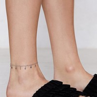 It's That Simple Charm Anklet
