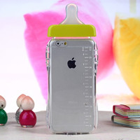 Baby Bottle Phone Case For iPhone 5/5S/6