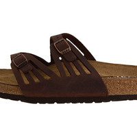 Birkenstock Granada Soft Footbed Henna Oiled Leather - Zappos.com Free Shipping BOTH Ways