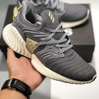 Adidas AlphaBounce Instinct cheap Men's and women's adidas shoes