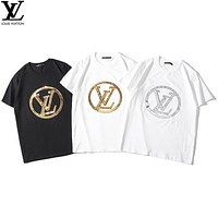 Louis Vuitton LV Sequin Logo T-shirt
