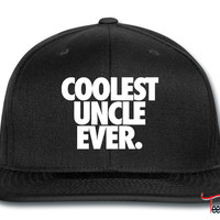 Coolest Uncle Ever Snapback