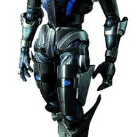Square Enix Mass Effect 3: Play Arts Kai: Garrus Vakarian Action Figure