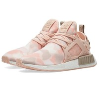 """""""Adidas"""" NMD XR1 Duck Camo Women Men Running Sport Casual Shoes Sneakers Camouflage pink HZ"""