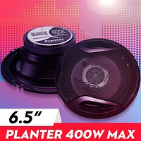 Audew 400W 6.5-Inch Car Audio Speaker 4-Way Coaxial Universals