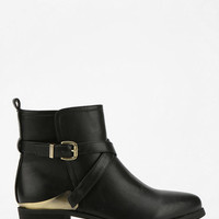 Wanted Swing Buckle Ankle Boot - Urban Outfitters