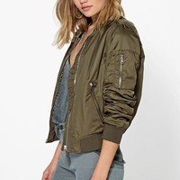Boutique Maisy MA1 Bomber Jacket