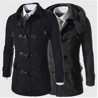 Hats Men Slim Coat Stylish Casual Jacket [6528919939]