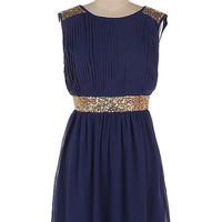 Champagne & Truffles Dress