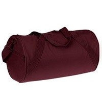 UltraClub® Barrel Duffel Bag - Hot Pink
