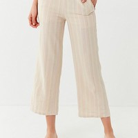 UO Just In Time Wide-Leg Pant | Urban Outfitters