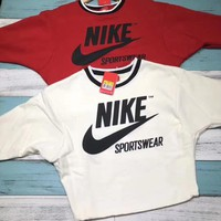 nike archive women top pullover sweatshirt