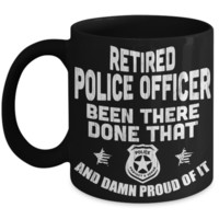 Been There Done That Mug, Black