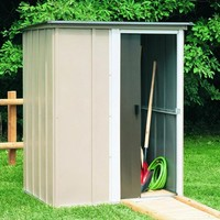 Arrow Brentwood 5x4 Shed Ships FREE - Storage Sheds Direct
