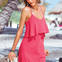 Tiered Cover-up Dress - Victoria's Secret