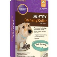 Sentry Calming Collar Dog 3Pkg
