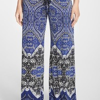 Women's In Bloom by Jonquil Tapestry Print Lounge Pants,