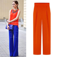 Trousers Wide Leg Pants