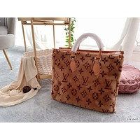lv louis vuitton womens leather shoulder bag satchel tote bags crossbody 266