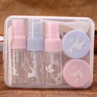 Professional Hot Sale Make-up Tool On Sale Hot Deal Beauty Mini Cosmetic Set Portable Sub-bottle [6532442951]