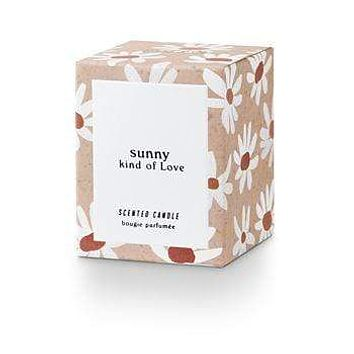 Sunny Kind of Love Boxed Votive