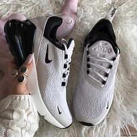 NIKE AIR MAX 270 Breathable Sneakers Sport Shoes-3