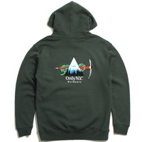 Winter Expedition Hoodie Alpine Green