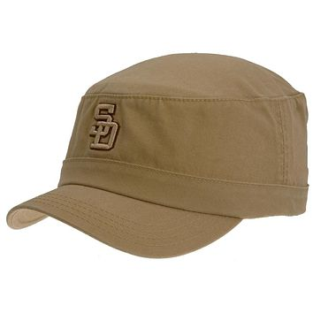 San Diego Padres - Logo Squad Fitted Cadet Cap
